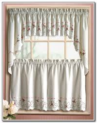 Grape Kitchen Curtains by Penneys Kitchen Curtains Collection Also And Valances Jc Images