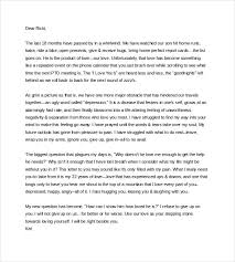 love letter to my husband u2013 11 free word pdf documents download