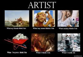 Artist Meme - artist jpg 720 498 art education memes pinterest female