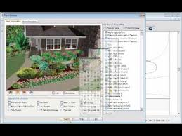 landscaping and deck designer overview video no 2006 youtube