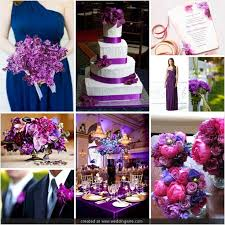 blue and purple wedding navy blue and purple wedding colors