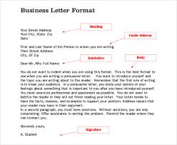 layout of business letter writing 50 business letter template free word pdf documents free