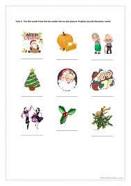 Christmas Tree Songs Rockin U0027 Around The Christmas Tree Christmas Activities Worksheet