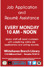Job Application And Resume by Career Advice Job U0026 Career News From The Memphis Public Libraries