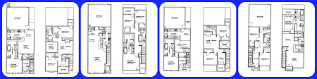 Steel Homes Floor Plans Townhomes For Sale Denton Tx Solana Circle