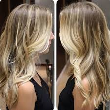 long brown hairstyles with parshall highlight blonde partial highlights google search pinteres