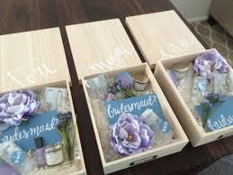 bridesmaids invitation boxes diy bridesmaid boxes crafty me box wedding and