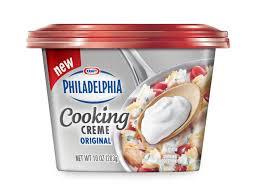 philadelphia cuisine products cheese dairy philadelphia cooking creme