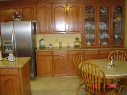 stunning red oak kitchen cabinets ideas home decorating ideas