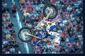 Checking In On Fmx A Double Front Flip Motorcycledaily Com