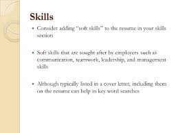 creating an effective resume u0026 cover letter overview purpose of a