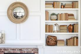 Bookshelf Styling Tips For Styling Bookcases Maison De Pax