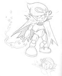 geno sketch from mario rpg by killustrationstudios on deviantart