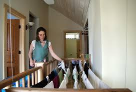 5 cheap diy indoor clothesline ideas to save money