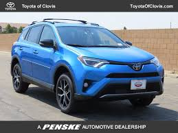 2017 new toyota rav4 se fwd at toyota of clovis serving clovis