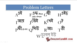 problem letters learn the correct pronunciation of english