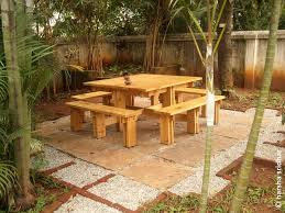 Plans For Picnic Tables by Marvelous Hexagon Picnic Table Kit And Build Wooden Wooden Hexagon