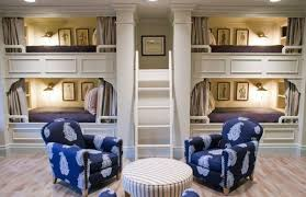Bunk Beds For Small Spaces Modern Bunk Beds Offering Attractive Space Sacing Ideas For Large