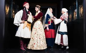 kalamata s new museum of traditional costumes is simply