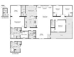 ponderosa mobile home floor plan live oak ponderosa floor plan 2