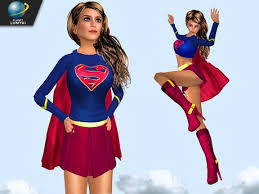 Halloween Costumes Supergirl Marketplace Supergirl Supergirl Costume