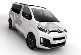 citroen concept citroën spacetourer 4x4 ë concept living a life of adventure in