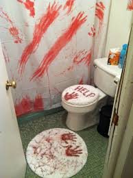 bloody bathroom stuff for the house pinterest bloody halloween