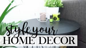 how to find your home decor style theaugustdaily youtube