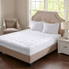 buy california king mattress pads from bed bath u0026 beyond