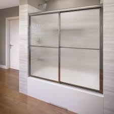 semi frameless coastal shower doors bathtub doors shower