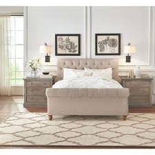 Headboards For Queen Size Bed by Beds U0026 Headboards Bedroom Furniture The Home Depot