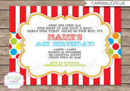 carnival ticket invitation template musicalchairs us