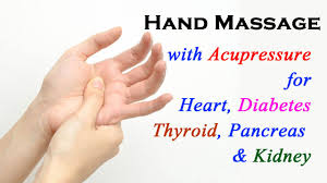 most important acupressure points diabetes control methods naturally