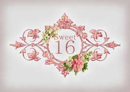 Sweet 16 Photo Invitation Cards Sweet Sixteen Birthday Cards Lilbibby Com