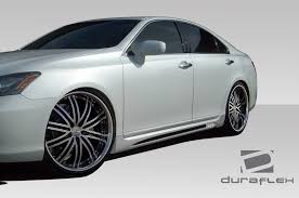 price of 2012 lexus es 350 108953 2007 2012 lexus es series es350 duraflex am s side skirt