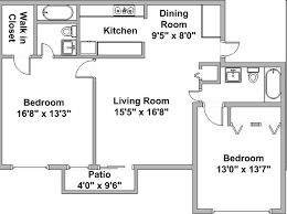 Two Bed Two Bath Apartment The Park At Autumn Ridge Apartments Rentals Jackson Ms