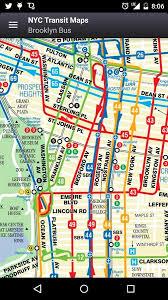 map of ny subway new york subway map lirr metro mta android apps