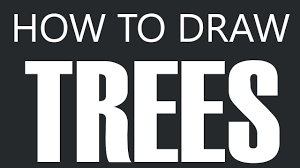 White Oak Tree Drawing How To Draw A Tree Old Oak Tree Drawing Trees Trunks Youtube