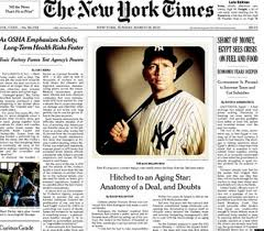 the new york times publishes after the carnage in paris