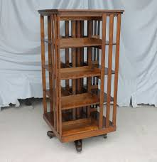 antique white bookcases revolving bookcase ebay