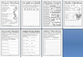 free ks2 literacy resource simile worksheet printables