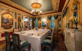 dining room pics this secret dining experience in disneyland costs 15 000 travel
