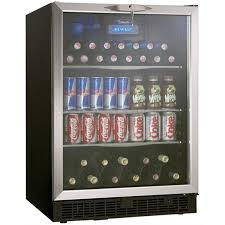 under cabinet beverage refrigerator danby silhouette 23 88 inch 5 3 cu ft undercounter beverage center