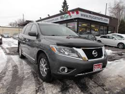 nissan highlander 2015 used nissan pathfinder for sale ottawa on cargurus