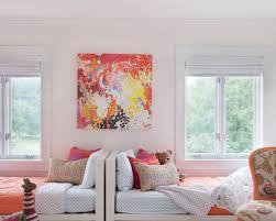 Pink And Orange Bedroom 6 Fantastic Bedrooms Kids Won U0027t Mind Sharing Working Mother