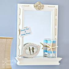 themed mirror mirror shelf gets themed makeover plum doodles