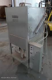Commercial Hobart Dishwasher Hobart Am 8t3 Commercial Dishwasher Item Da4815 Sold De