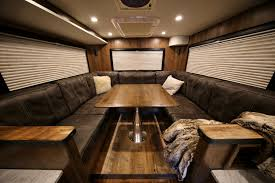 ford earthroamer price 1 5m earthroamer xv hd is a go anywhere cabin on wheels curbed