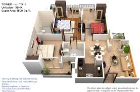 Home Floor Plans 1500 Square Feet 1200 To 1500 Sq Ft House Plans Homes Zone