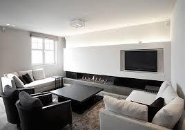 modern contemporary living room ideas 20 inspiring black and white living room designs evercoolhomes